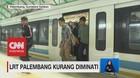 LRT Palembang Kurang Diminati