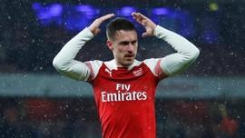 Juventus Resmi Umumkan Perekrutan Aaron Ramsey dari Arsenal
