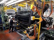 Bank Sentral Babat Habis Target Pertumbuhan Jerman Jadi 0,6%