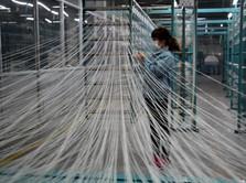 Ini yang Buat Penyakit Industri Tekstil Diserang Barang Impor