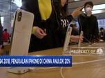 Penjualan Iphone di China Anjlok 20%