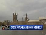 Ketidakpastian Brexit, Ekonomi Inggris Melambat