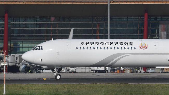 Menerka Transportasi Pilihan Kim Jong-un untuk Bertemu Trump