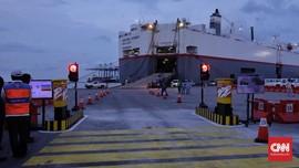 Luhut Respons Prabowo soal Pelabuhan Dikelola Asing