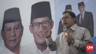 Fadli Zon Sebut Penguasa Lahan Terbanyak di Lingkaran Jokowi