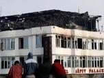 Hotel di New Delhi Terbakar, 17 Orang Meregang Nyawa