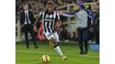 Kingsley Coman direkrut Juventus dari Paris Saint-Germain secara gratis pada 2014. Coman kemudian dijual ke Bayern Munchen dengan transfer€21 juta pada 2017.(ANDREAS SOLARO / AFP)