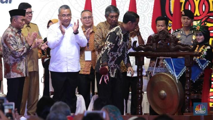 Pembangunan SDM Jadi Fokus Jokowi di 2019