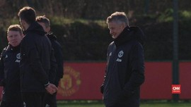 VIDEO: Man United vs PSG, Solskjaer Waspada Perubahan Taktik