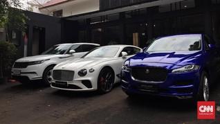 Mobil-mobil Mewah Dagangan Komisaris PT WAE Tersangka Suap