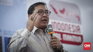 Fadli Zon Pertanyakan Pengisian Jabatan Kemenag