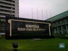 Dear Menteri BUMN Baru, Ini PR BUMN Selain Merpati