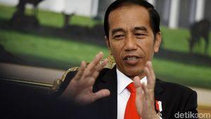 Jokowi Bantah Soal Pertemuan Rahasia dengan Freeport