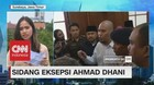 Sidang Nota Keberatan Ahmad Dhani