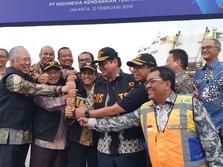 Resmi! Jokowi Rilis Jurus Baru Genjot Ekspor