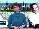 Anies Ambil Alih Air Jakarta