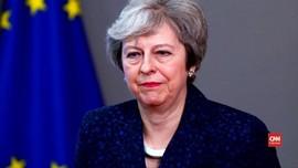 VIDEO: Theresa May Kembali Tolak Serikat Pabean Dengan UE