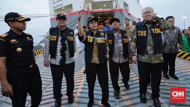 Jokowi Sederhanakan Aturan Ekspor Mobil CBU
