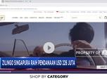 Zilingo Singapura Raih Pendanaan USD 226 Juta