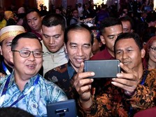 Jokowi: Mohon Maaf, Ekspor-Investasi RI Sudah Tertinggal