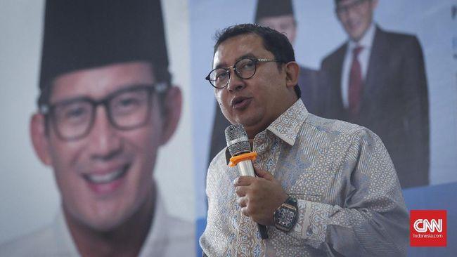 Fadli Zon Pertanyakan Keberhasilan Pemerintah Era Jokowi