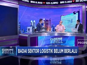 Badai Sektor Logistik Belum Berlalu, Ongkir Naik Lagi?