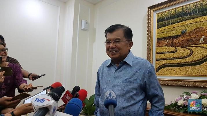 JK soal Tanri Abeng mantan menteri BUMN dalam peluncuran buku