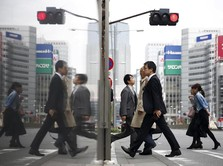Proyeksi Ekonomi Turun, Jepang Salahkan Perang Dagang