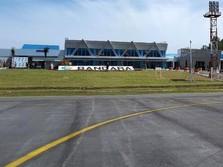 Jokowi Soal Bandara Silangit: Terminalnya Seperti Kelurahan