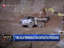 Saham Sudah Naik 79,5%, TINS Tetap Jawara Produsen Timah