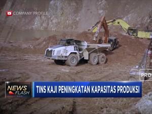 PT Timah Tambah Kapasitas Produksi di 2019