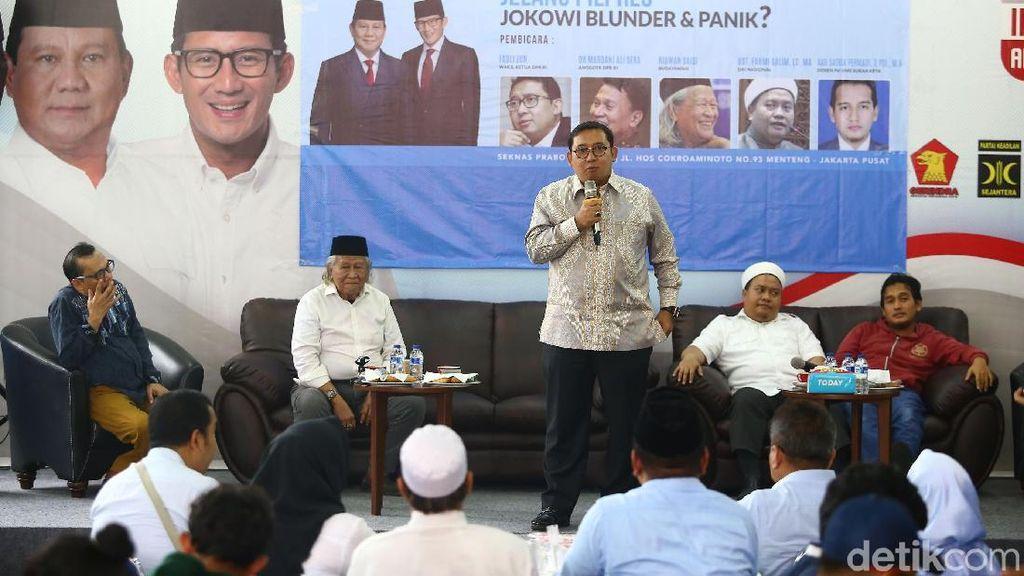 Fadli Zon Minta Maaf ke Mbah Moen karena Dampak Puisi 'Doa yang Ditukar'