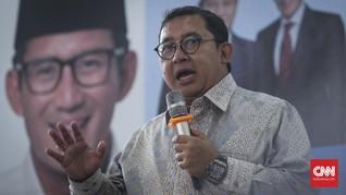 Fadli Nilai Acara Kades dan Jokowi Jadi Kampanye Terselubung