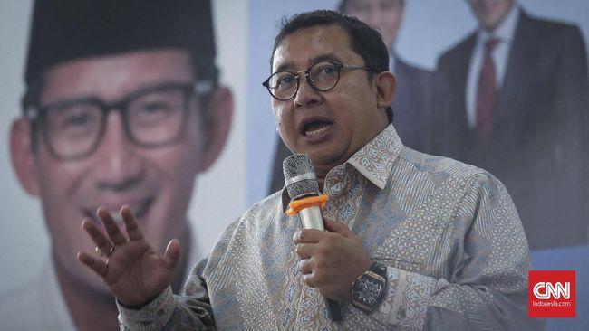 TKN Minta Fadli Urus Gagalnya Prabowo Ketimbang Bacaan Jokowi