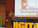Sri Mulyani: Habis Perang Dagang, Kini Perang Teknologi 5G