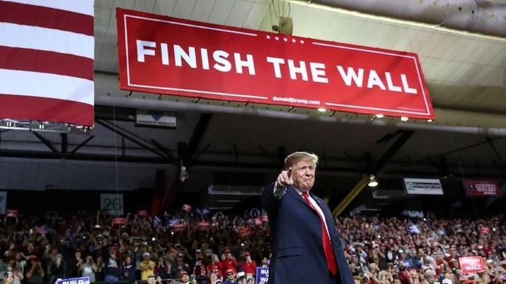 Krisis Perbatasan, Trump Tak Akan Tutup Pemerintahan Tapi...