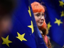 Inflasi Uni Eropa Melesat Lampaui Perkiraan