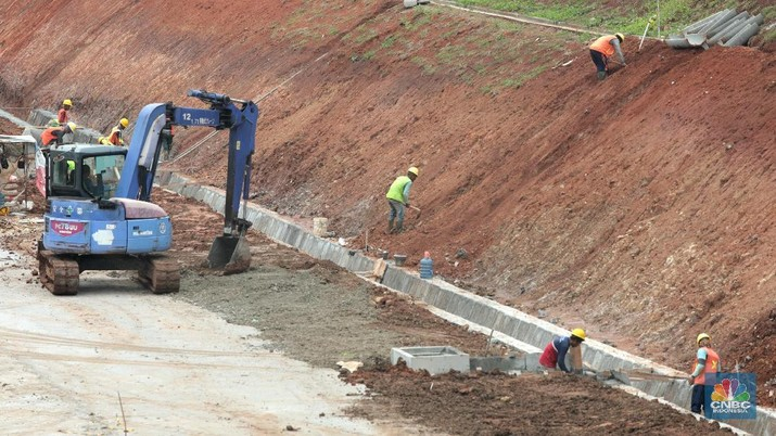 Pengerjaan proyek sesi II ini membutuhkan waktu lebih dari delapan tahun karena terhambat masalah pembebasan lahan.