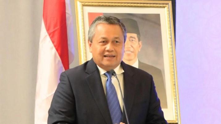 Perry Warjiyo Rombak 18 Pejabat, Termasuk Onny Widjanarko