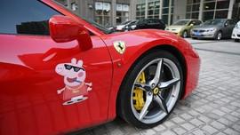 Disentil BPRD, Pemilik Ferrari Mengaku Lupa Bayar Pajak