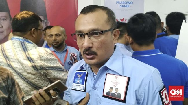 BPN Minta Jokowi Tak Pakai Kekuasaan Buat Untungkan Diri