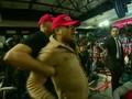 VIDEO: Wartawan BBC Diserang Saat Liput Pidato Trump