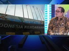 Indonesia Kendaraan Terminal Bidik Laba Naik 35% di 2019
