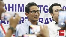 Sandiaga Unggah Video Diadang Warga yang Teriak 'Jokowi'