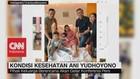Sakit, Ani Yudhoyono Dirawat di Singapura