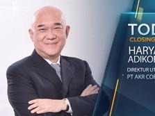 Saksikan Live! Bos AKR Corporindo Beberkan Strategi 2019