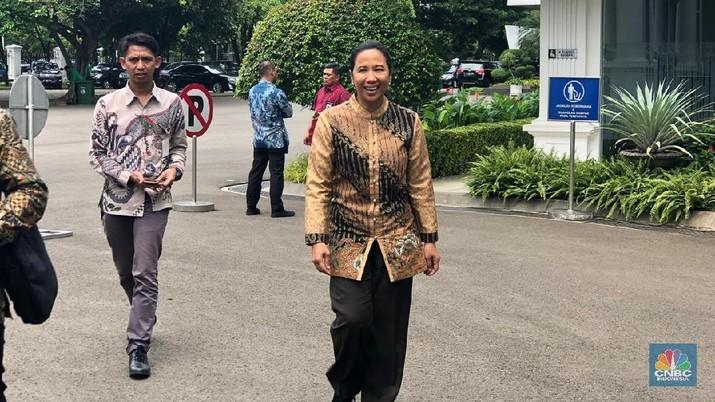 Menteri Rini: Kondisi Krakatau Steel Sangat Berat