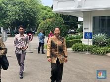 Alasan Menteri Rini Bikin LinkAja, Penantang OVO & GoPay