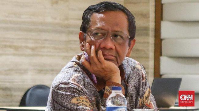 Mahfud MD Sebut Dugaan KTP Palsu Biasa Terjadi di Pilpres