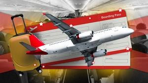 Tercekik Harga Tiket Pesawat